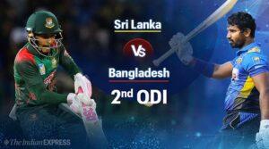 Sri Lanka vs Bangladesh Match Highlights, Watch Highlights and Scorecard